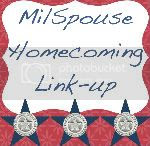 MilSpouse Homecoming Link-up