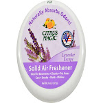 Citrus Magic Air Freshener, Solid, Lavender Escape - 8 oz