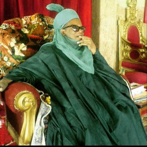 Emir of Katagum, Alhaji Kabir Umar dead