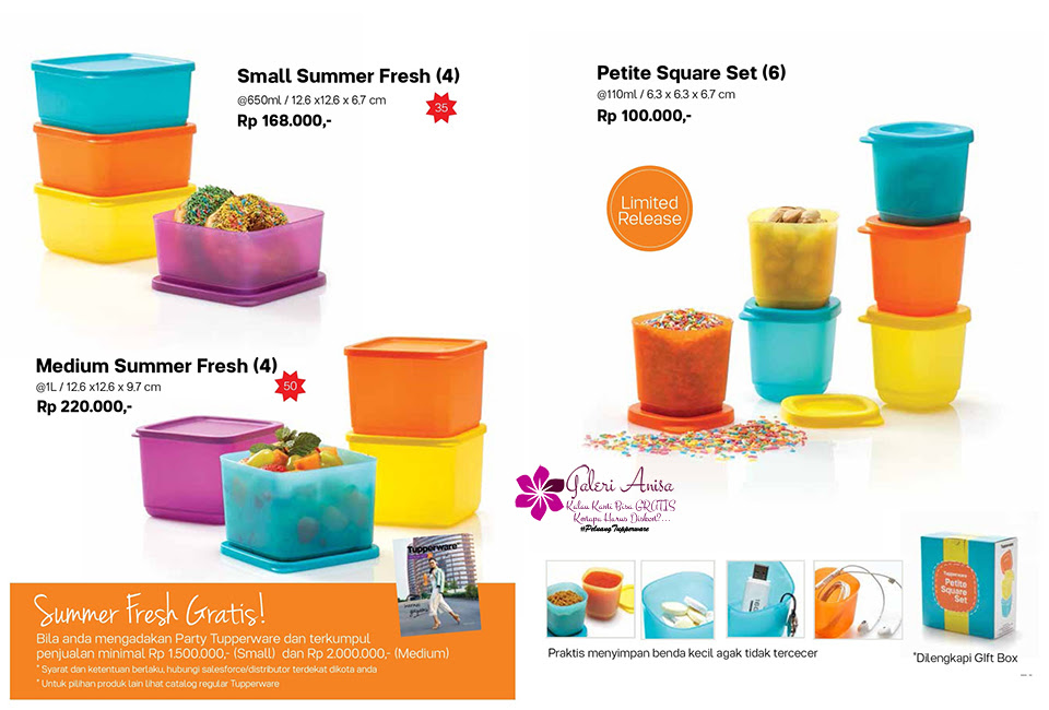 Gambar Tupperware Promo September 2019