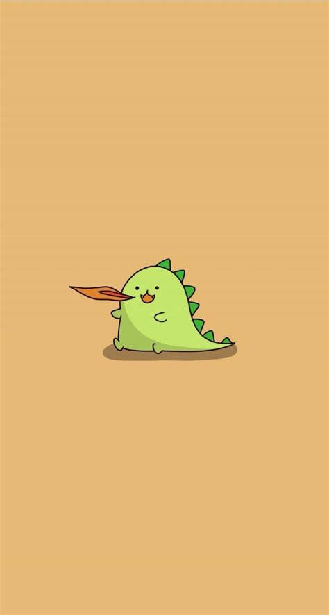 bwarrr dinosaur tap   chibi chiis wallpapers