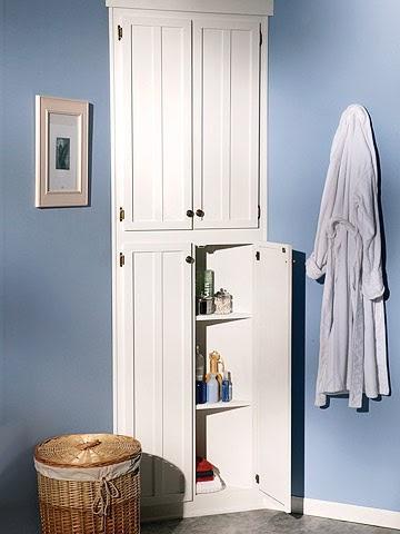 Bathroom Cabinet Corner Linen Bathroom Cabinets