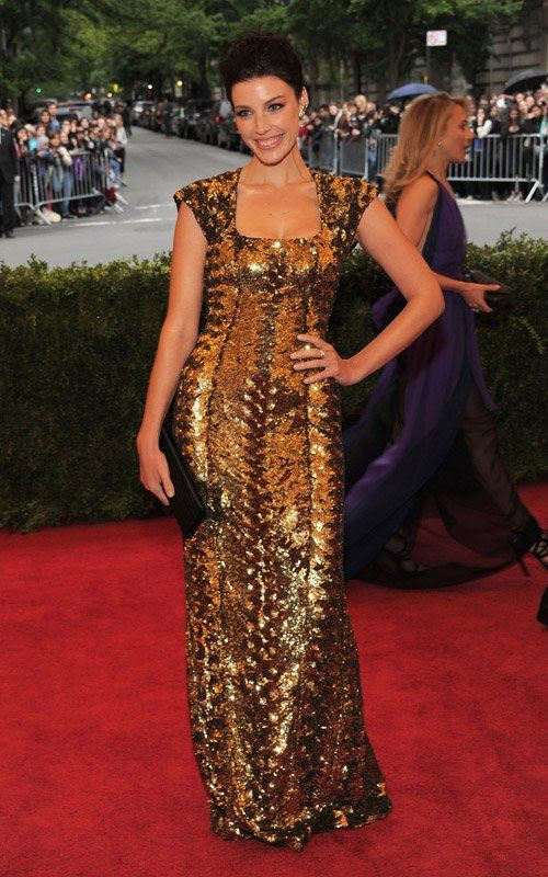 Costume Institute Gala Met Ball - May 7, 2012, Jessica Pare