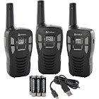 Cobra Cxt195 3-Count 16-Mile GMRS Radio Two-Way Radio