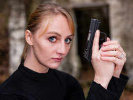 India's gun lobby thinks women can be safer if they are armed. Is it true?