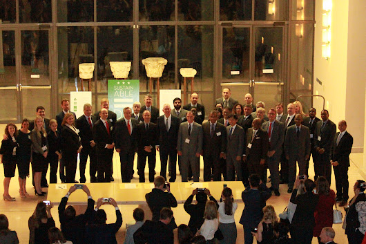 D.C. embassies pledge to increase energy efficiency at Greening the Embassies Forum | U.S. Green Building Council