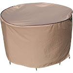 TrueShade Plus Small Round Table and Chair Set Cover