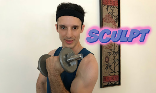 Upper Body Workout Sculpt with Review | BuzzChomp Fitness