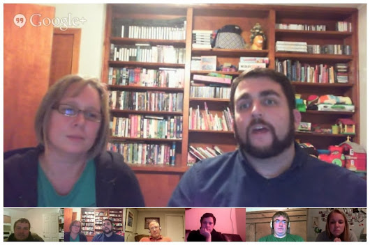 "Google Hangout Recap (10/8) - ""The Fishbowl"""