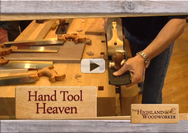 ... , our FREETV show created ESPECIALLY for the woodworkers we serve