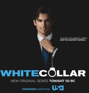 "'White Collar's Matthew Bomer Talks with ""My Take On TV"""