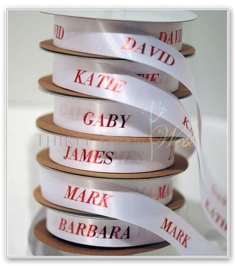 Ribbon, Personalized Ribbon, Wholesale Ribbon, Satin