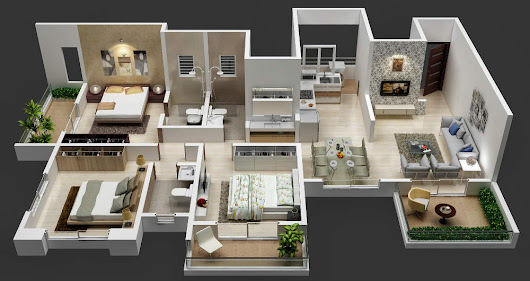 Time to Fulfill Your Big House Dream in Dwarka | dwarka apartment