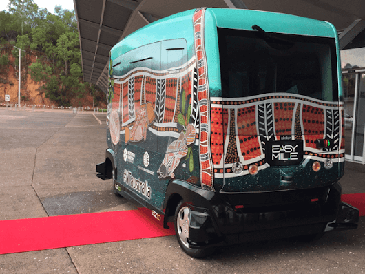 Wow! Driverless Buses Are Reality! |                        ChooseMylo.com