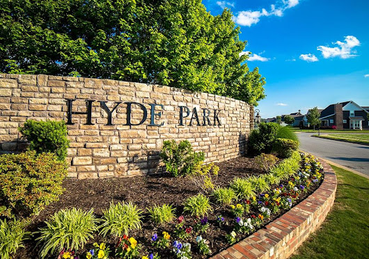 Hyde Park Subdivision - Craftsman Style Homes