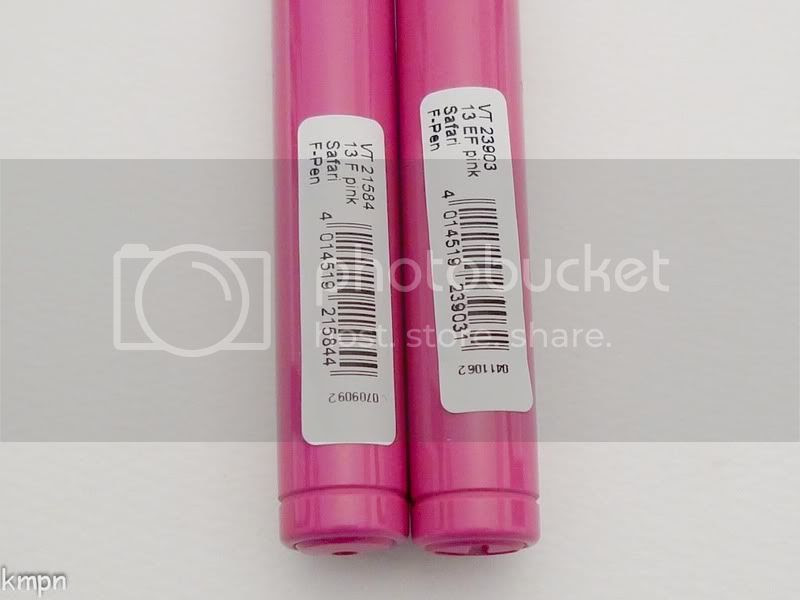 Lamy Safari Pink 2011