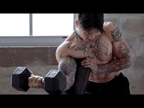 How To Get Bigger Arms In Four Weeks