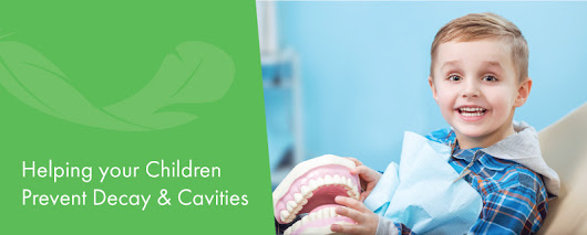 Helping Children Prevent Decay and Cavities