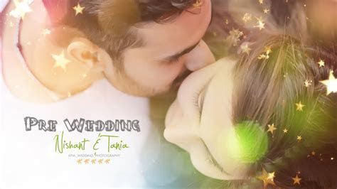 SANAM RE   Best Pre Wedding 2016 2017   Nishant & Tania
