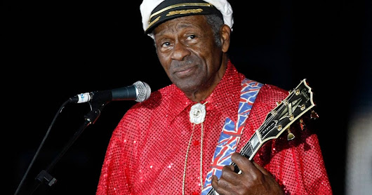 Chuck Berry dead aged 90 after being found lifeless at home, police confirm