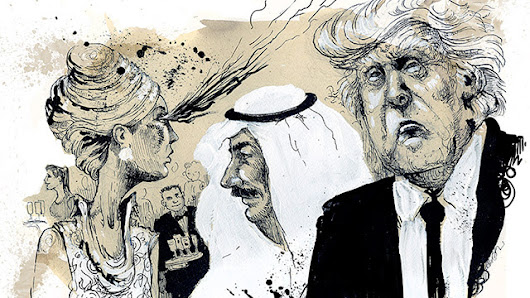 I Confronted Donald Trump in Dubai | VICE United States