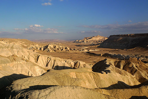 Zin Valley, Ein Avdat National Park, Southern Israel #1
