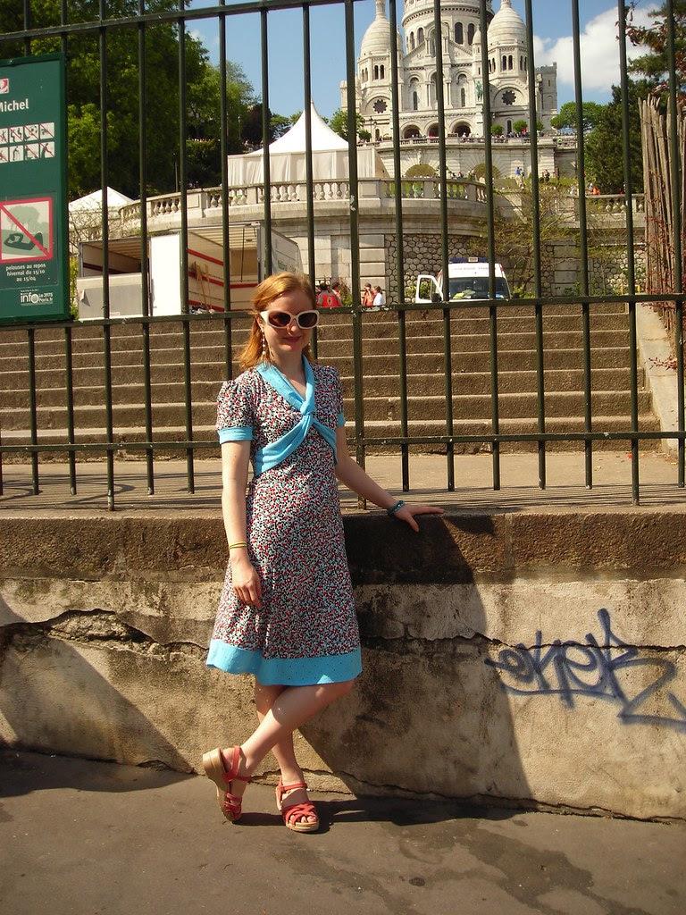 Paris Day 3:  Montmartre