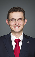 Photo - Tom Kmiec - Click to open the Member of Parliament profile