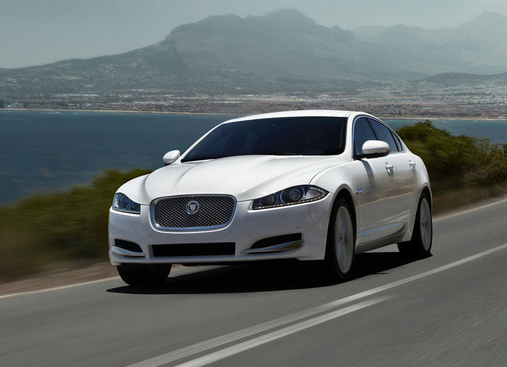 Jaguar XF Car Wallpapers 2012