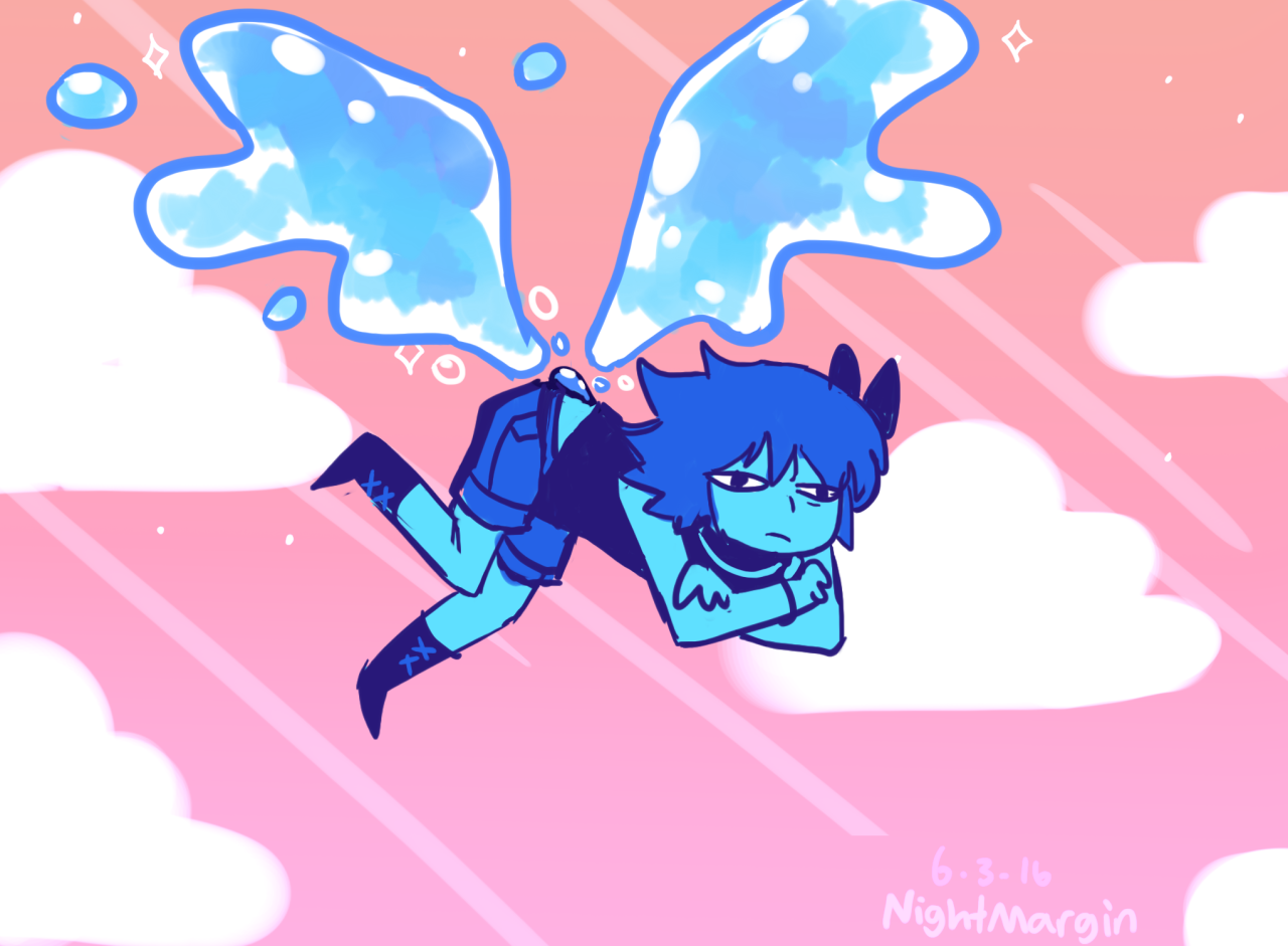 and here we observe a flock of lapis lazulis migrating south for winter (in light of the ruby episode today)