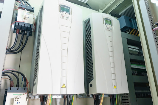 Thermal Management in Variable Frequency Drives (VFD)