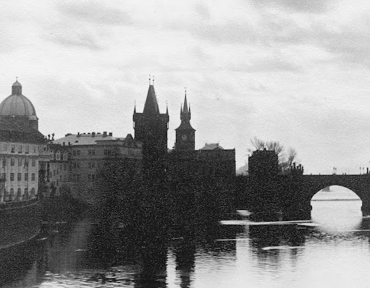 The Mysterious Amateur Photography of A Soldier in Prague | Tres Bohemes
