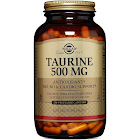 Solgar - Taurine 500 mg Vegetable Capsules - 250