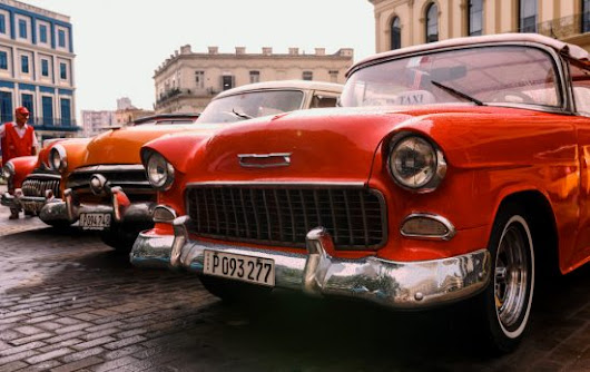 An American View of Havana | Nikon Rumors