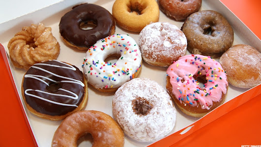 How to get Donut Day freebies