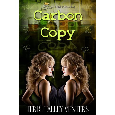 Carbon Copy by Terri Talley Venters — Reviews, Discussion, Bookclubs, Lists