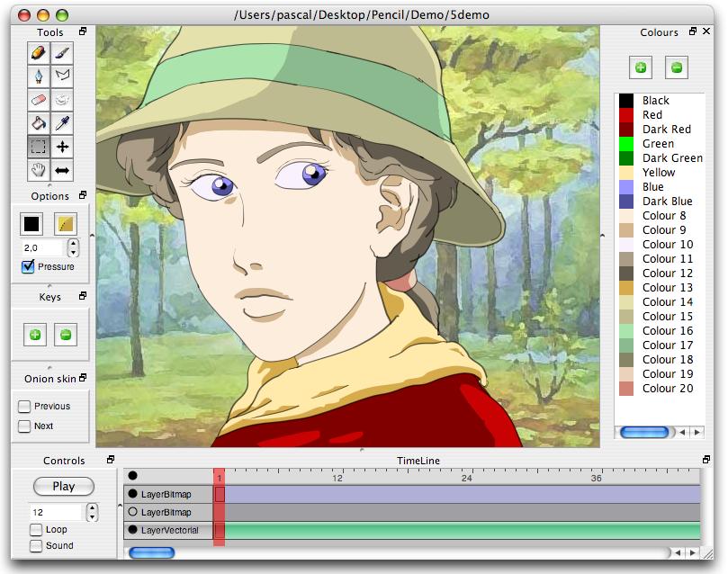 2D Animation Software Creating Cartoons Free - Swooosh Tech