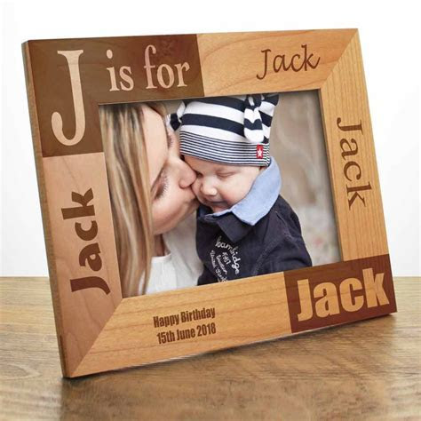 Name Photo Frames, Personalised With Any Name