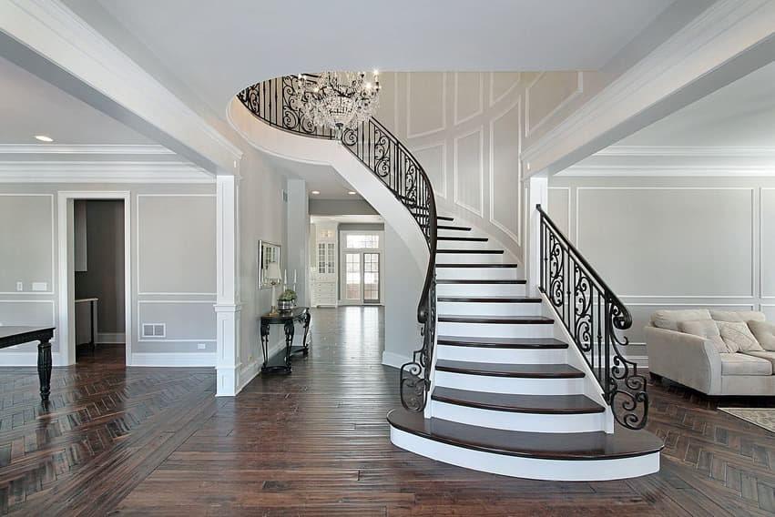 27 Gorgeous Foyer Designs & Decorating Ideas - Designing Idea