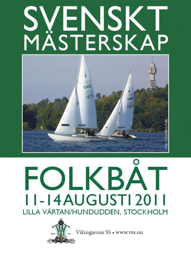 Vikingarnas Segelsällskap -   SM i Folkbåt 2011