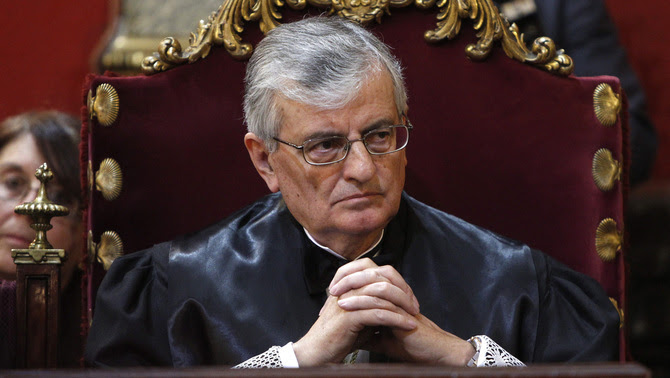 L'exfiscal general de l'Estat Eduardo Torres-Dulce (Reuters)