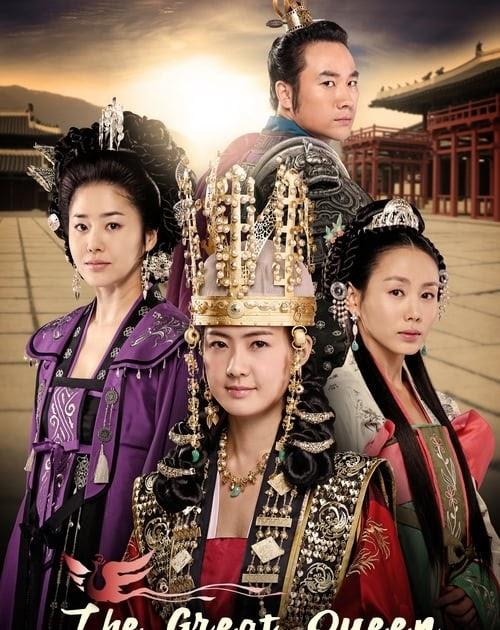 Nonton Queen Seon Deok : nonton, queen, Great, Queen, Seondeok, Season, Episode, (2009), Online