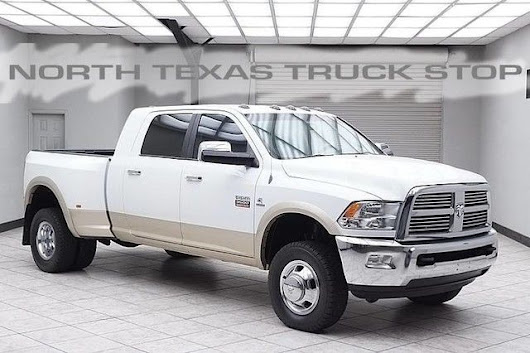 STUNNING 2011 Ram 3500 Laramie for sale