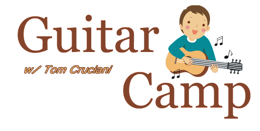 Guitar Camp with Mr.Cruciani - The Music School at Bethel Music Center