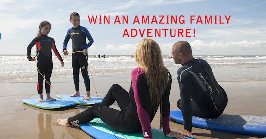 Win an amazing family adventure holiday in Wales