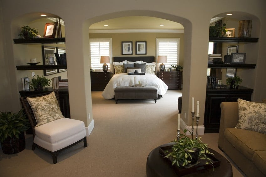Master Bedroom Decorating Ideas: Incorporating Function
