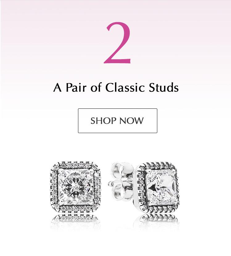 Shop Classic Stud Earrings