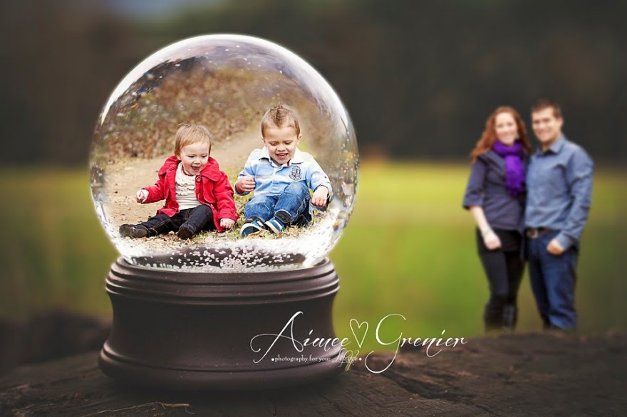 Snow Globe Image Winners Happy Holidays From The Sleeping Willow