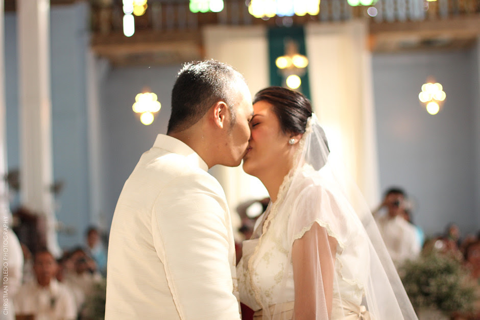 Cafe Lawis Wedding, Panglao Island Bohol