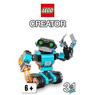 Resultado de imagen de robot lego wedo walee